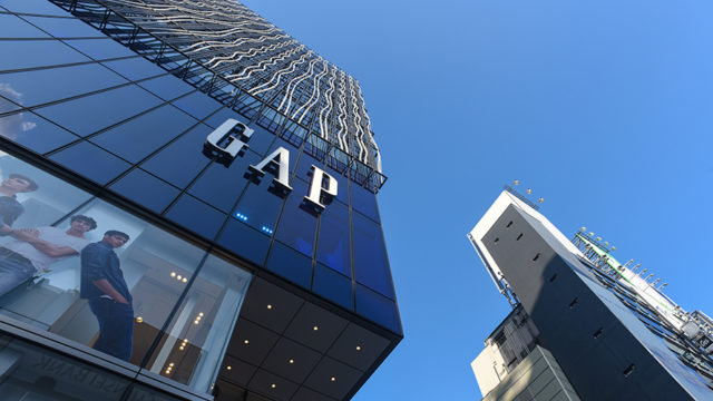 a gap store