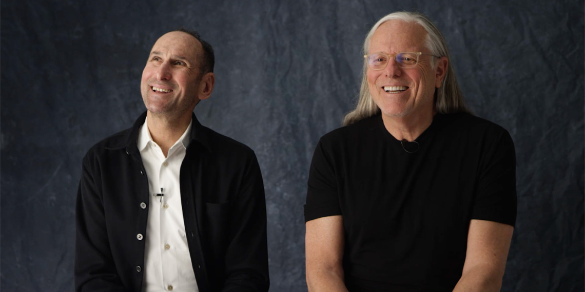Rich Silverstein and Jeff Goodby take their experience to the MasterClass stage.