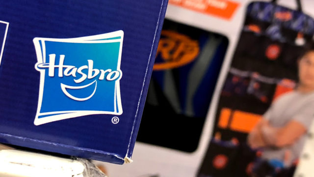 Hasbro Consolidates Global Media Account With WPP's GroupM