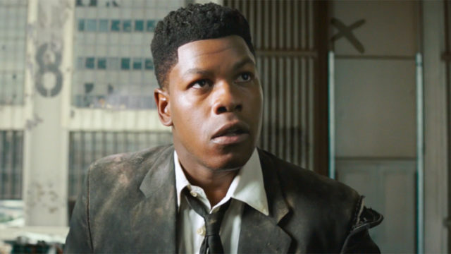 John Boyega in a still from 'Get Lost.'