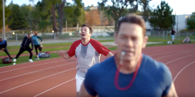 This is Michelob Ultra's fifth Super Bowl spot.