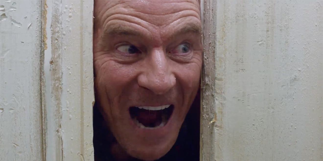 Bryan Cranston channels Jack Nicholson in Mountain Dew's Super Bowl ad.