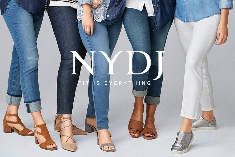 a group of women wearing jeans
