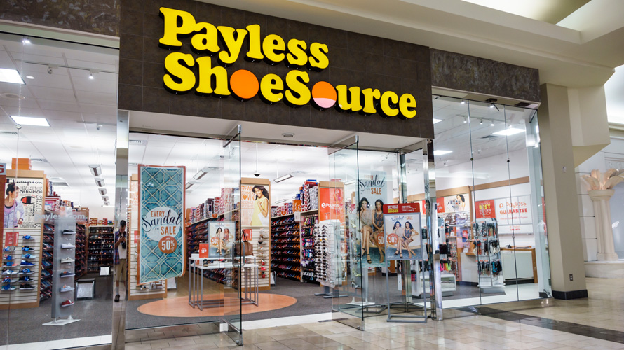 Payless ShoeSource Emerges From Bankruptcy, Plans Relaunch