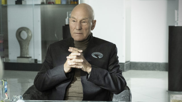 CBS All Access Uses NFL Playoffs to Launch Star Trek: Picard, Its 'Biggest' Show Yet