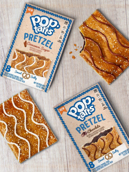 pop-tarts pretzel