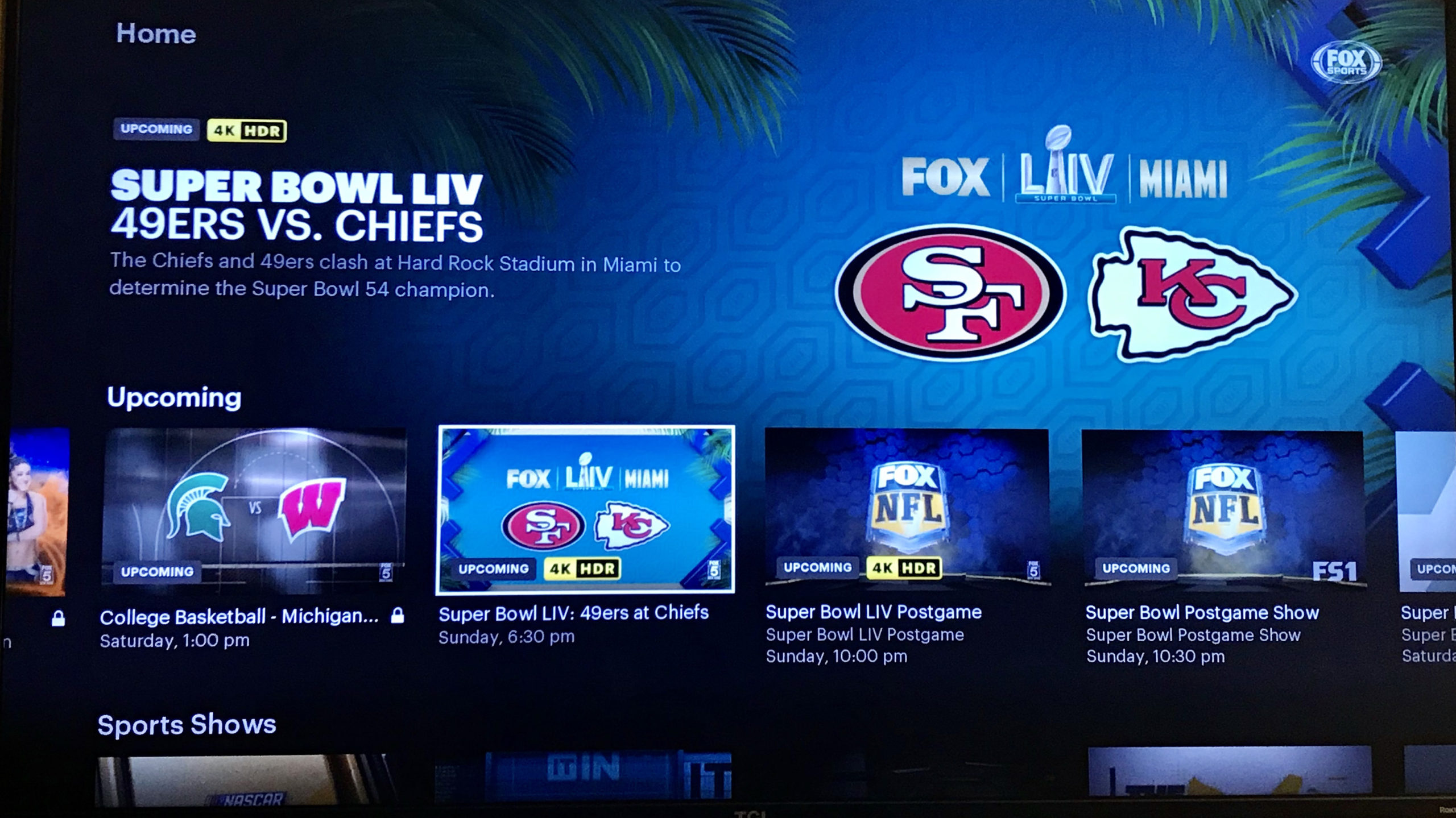 Fox Channels Pulled From Roku In Carriage Flap Before Super Bowl LIV
