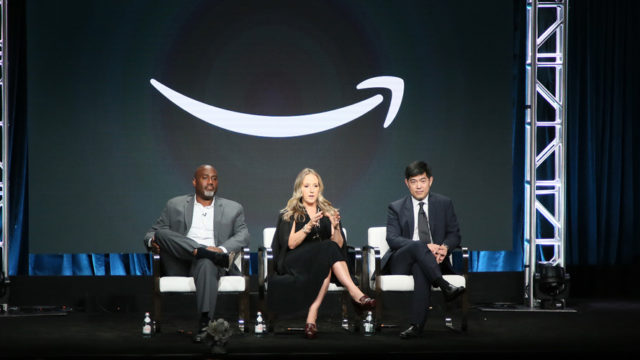 Amazon Studios Is Focused on World Domination, Not Just Its Competitors
