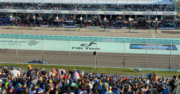 Nascar Sets a Fast Pace in Its First Three Months on TikTok