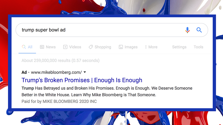 a screenshot of a google search result