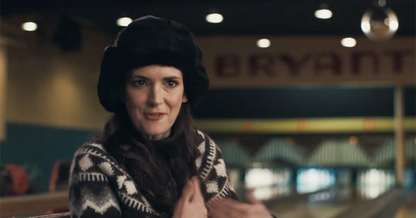 Squarespace's Super Bowl Ad Will Show Winona Ryder Visiting Her Hometown