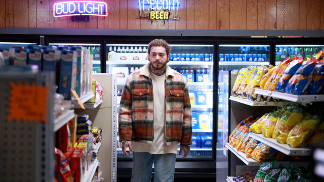 In a World of Seltzer and Beer, Post Malone Opts for Both in Bud Light's Super Bowl Ad