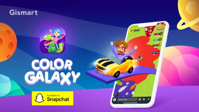Snap Games Adds Color Galaxy From Gismart