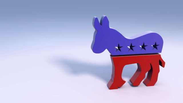 Democrats Who Use Twitter Are More Likely to Be Liberal