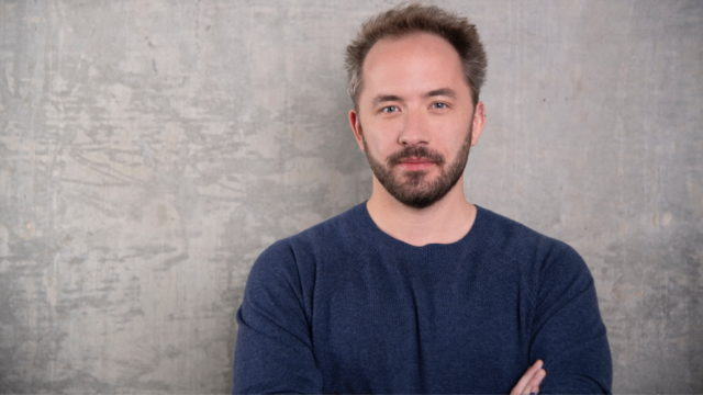 Dropbox CEO Drew Houston Added to Facebook's Board of Directors