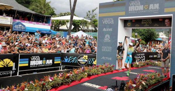 The Ironman Group Will Continue Swimming, Biking and Running on Facebook Watch