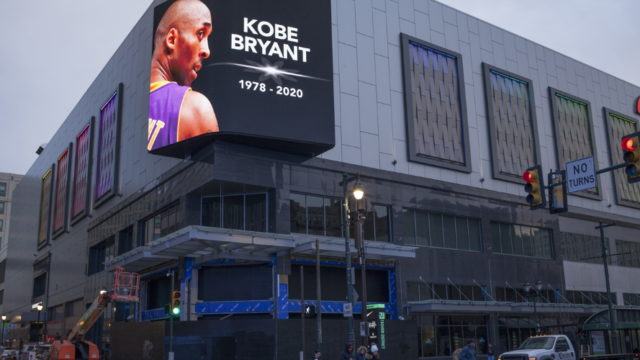 Facebook and Instagram Users Reflected on Kobe Bryant in January