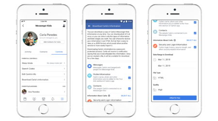 Messenger Kids rolls out a bevy of new parental controls