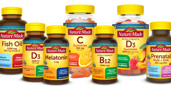 Nature Made Appoints Publicis New York as AOR