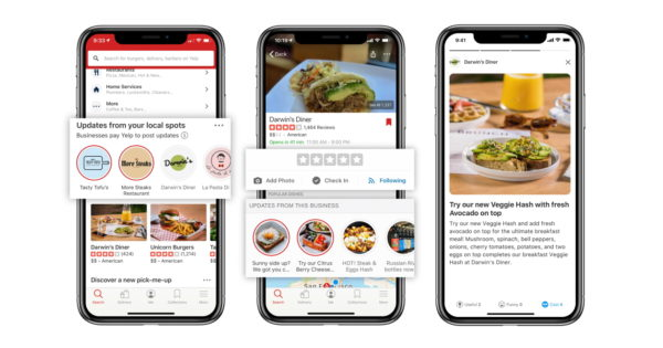 Yelp: Here's How to Manage What Businesses Can See About You
