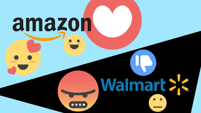 An ACSI spokesperson said Walmart's ranking is connected to its low prices.