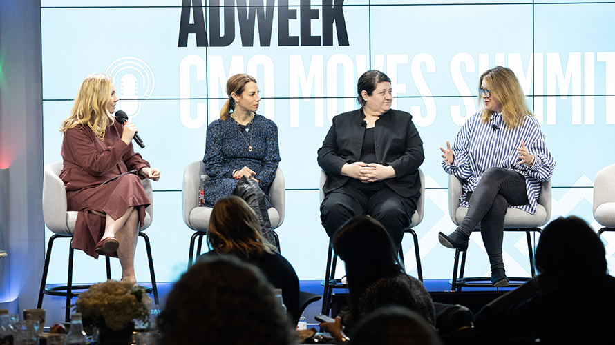 Adweek's Stephanie Paterik, Rent the Runway's Gabby Cohen, Universal Standard's Alexandra Waldman and Alegra O'Hare talk all things retail.