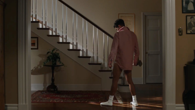 Domino's Rides the Recent Trend of Movie-Themed Ads With Riff of Risky Business