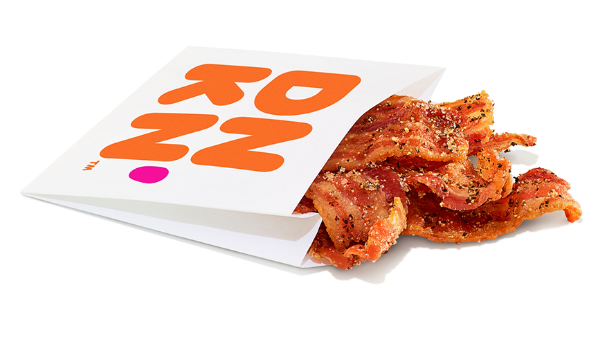 dunkin bag of bacon