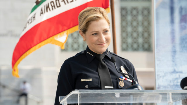 Edie Falco on Returning to TV and How Trump Prompted Her to Film the Avatar Sequels