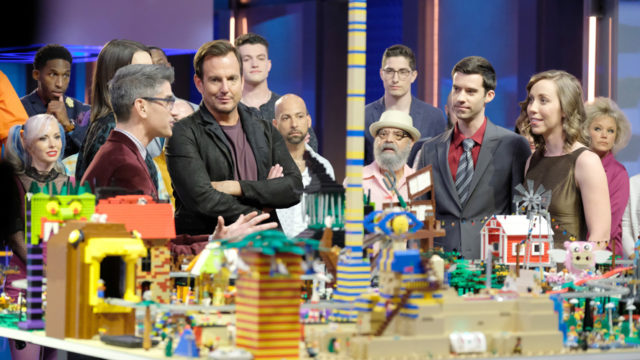 Fox Builds Its Second Show Around a Popular Brand With Lego Masters