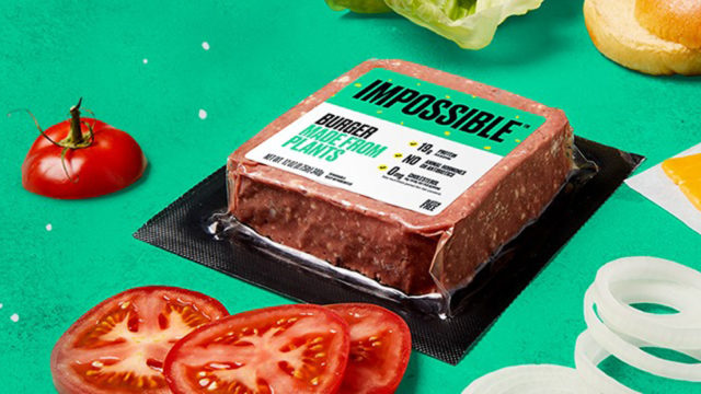 'Big Beef' and Impossible Foods Square Off Over Regional Super Bowl Ad