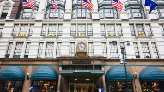 Macy's Is Shuttering 125 Stores and Its Cincinnati Headquarters