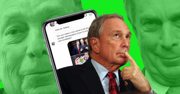 Bloomberg Partners With Meme Lords in Latest Ad Buy
