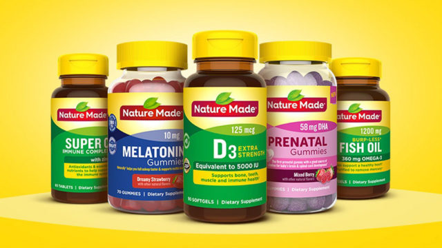 Nature Made Sends $32 Million Account to Publicis New York