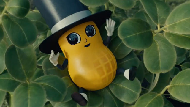 Why Planters Decided to Kill Off—and Resurrect—Mr. Peanut at the Super Bowl