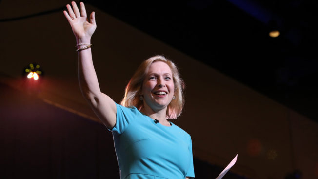 Sen. Kirsten Gillibrand is one of several U.S. lawmakers to introduce a federal privacy bill.