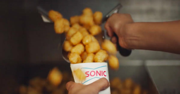 After 8 Years of '2 Guys' Ads, Sonic Tries a New Direction