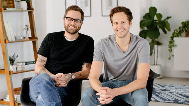 Fernish's co-founders Lucas Dickey and Michael Barlow raised $30 million in venture backing last year.