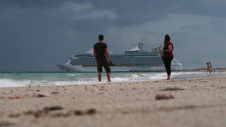 Royal Caribbean suspends USA cruise operations after national emergency declared