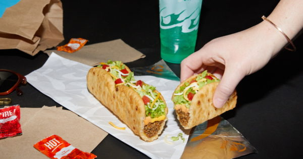 Taco Bell Teams Up With TikTok on TV Spot for Its New Triplelupa