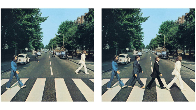 Iconic Album Covers Just Got the Social Distancing Treatment