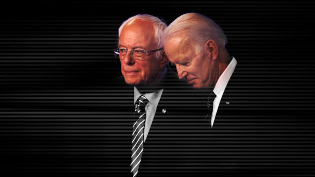 The Primary on Hold: Biden and Sanders Haven't Run TV Ads in Weeks