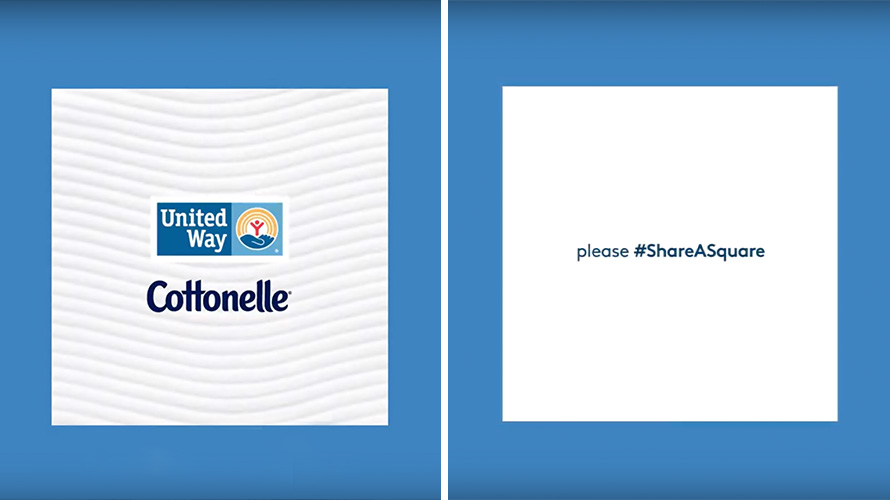 Cottonelle Discourages Toilet Paper Hoarding in New Campaign