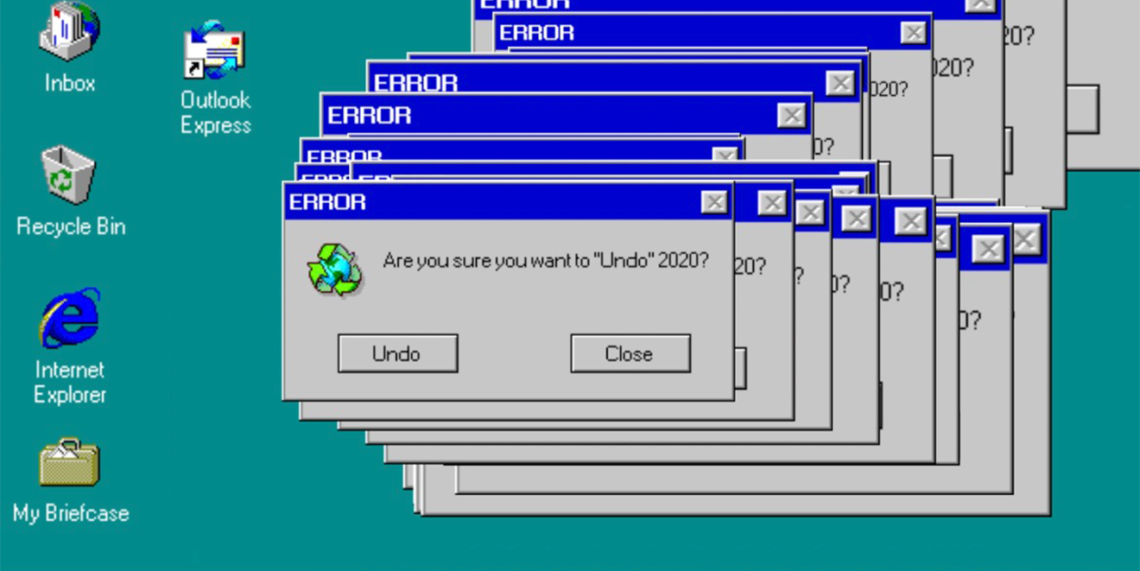 infinite windows error boxes