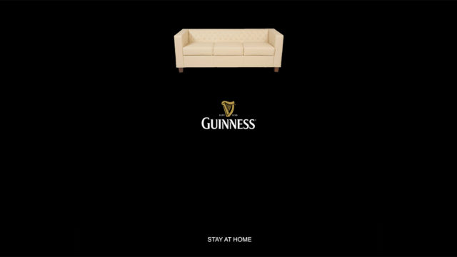 It's Not a Real Guinness Ad. But It Is a Perfect Guinness Ad