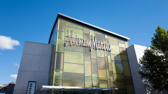 Neiman Marcus Could Be One of the First Retail Casualties of Coronavirus