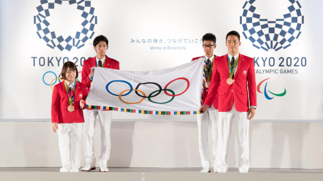 The Tokyo Olympics—which were going to be held July 24-Aug. 9, 2020—have been rescheduled for July 23-Aug. 8, 2021.