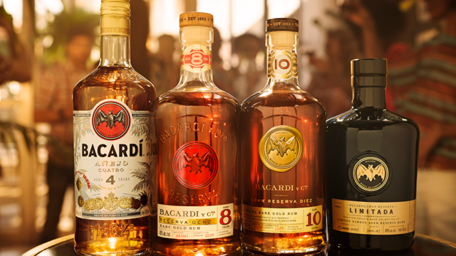 In 2018, Bacardi launched a premium line.