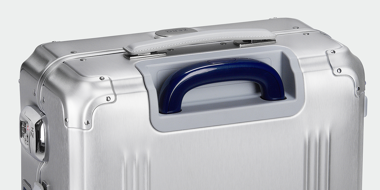 Plenty of luggage brands now offer aluminum, but Zero Halliburton is the one that pioneered it.