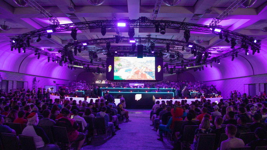 The move shows support for the esports community.